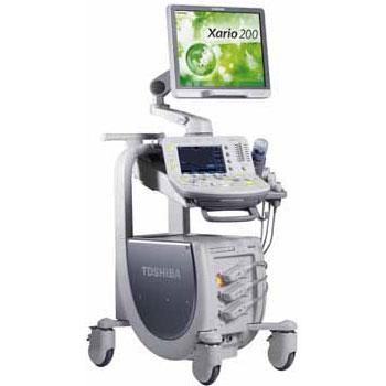 ultrazvukovaya sistema toshiba xario 200